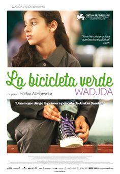 La bicicleta verde - Wadjda