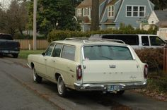 1969 Ford Fairlane 500 Station Wagon. Maintenance/restoration of old/vintage vehicles: the material for new cogs/casters/gears/pads could be cast polyamide which I (Cast polyamide) can produce. My contact: tatjana.alic@windowslive.com