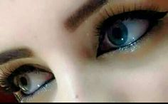 Crying Eyes, Tears In Eyes, Crying Girl, Beautiful Eyes Images, Gorgeous Eyes, Beautiful Girl Image, Beautiful Women, Arabian Eyes, Party Eyes