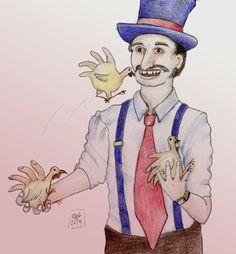 Hand Turkey #12 ©Carolyn Watson Dubisch