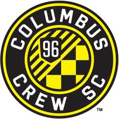 Columbus Crew #2 Mls Team Logo Vinyl Decal Sticker Car Window Wall Cornhole