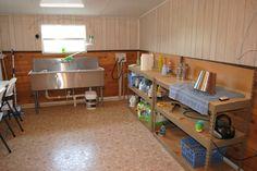 Dairy Goat Milk Parlor