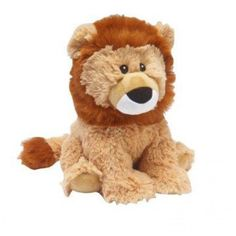 Our Poshinate Kiddo loves to watch her favorite Lion Heatable Stuffed Animal take a ride on the microwave merry-go-round! These adorable characters are crafted