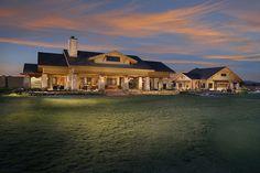 Ridge Creek Golf Club. Dinuba, CA. Interior Design by Mary Cook.