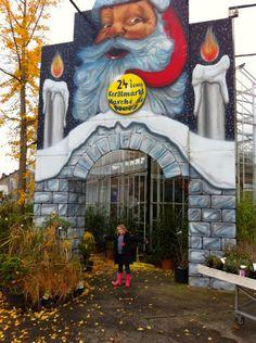 Kids en Nord: Noel chez Fournier à Menen en belgique