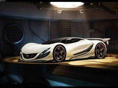 Mazda Furai, production look.