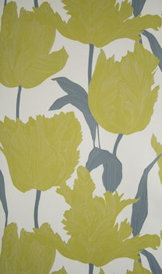 Wallpaper Wednesday: Jewel of Spring at Osborne and Little | Love Chic Living