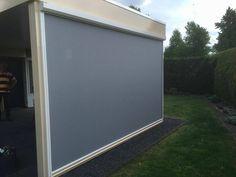 Ritsscreen geplaatst in Nijnsel. #screen #screenjvs #75 #opmaat #onlinebestellen #jvszonwering #screendiscount #nijnselscreen