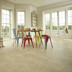 Vinyl Flooring is the right choice for high traffic areas or for rooms that make…