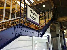 Newton Abbot Railway Station (NTA) in Newton Abbot, Devon Newton Abbot, Dartmoor, 2 Boys, Devon, Wheels, London, London England