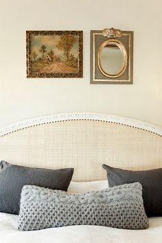 X O knit pillow