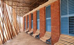 A first survey of the work of Francis Kéré, titled Radically Simple, has been published by Hatje Cantz, tying in with an exhibition of his work at the Architekturmuseum at the Technical University of Munich. Recognised for his socially engaged architec...