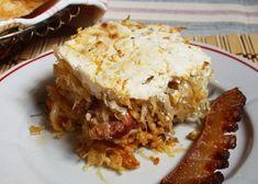 Kolozsvári rakott káposzta – Katarzis Romanian Food, Lasagna, Recipies, Favorite Recipes, Meals, Ethnic Recipes, Hungarian Recipes, Chef Recipes, Cooking