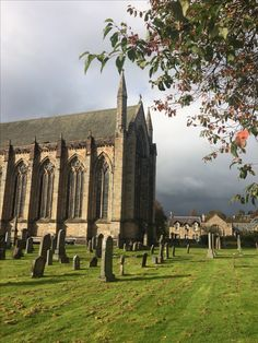 Dunblane cathedral (Wil)