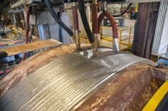 @HobartFM Based on its ability to weld at high currents and provide high deposition rates, submerged arc welding (SAW) can offer companies greater productivity. http://weldingproductivity.com/article/under-the-flux/