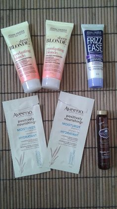 Health and Beauty Girl : Weekly Sample Testing With  #Reviews #declutter #beauty #bbloggers