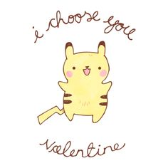 love pikachu pokemon cute adorable kawaii i love you eevee Valentine Charizard chansey oddish Raichu don't ever change Tauros ratatta dothederpthing My Funny Valentine, Pokemon Valentine Cards, Valentines Day Memes, Happy Valentines Day, Pokemon Memes, All Pokemon, Cute Pokemon, Pokemon Stuff, Pokemon Pick Up Lines