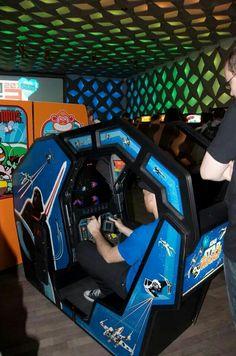 Atari Star Wars arcade game