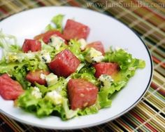 Paleo Salad Recipe from Jan's Sushi Bar