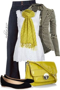 A fashion look from April 2013 featuring Vero Moda tops, CO blazers e McQ by Alexander McQueen flats. Browse and shop related looks. Dressy Outfits, Mode Outfits, Fashion Outfits, Womens Fashion, Fashion Trends, Fashion Boots, Mode Chic, Mode Style, Look Fashion