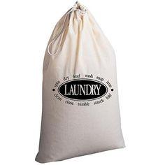 Laundry Bag Laundry Words I Hate by badbatdesigns on Etsy, $25.00
