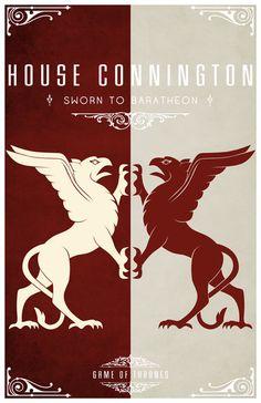 Continuamos con el repaso a los animales de los blasones de las principales casas nobles de los Siete Reinos de Poniente del universo de Ca...