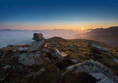 Wandergebiet Hochzeiger (1.450 bis 2.450 m) #DachTirols
