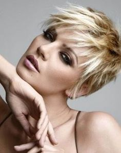 cute short haircuts - Click image to find more Hair & Beauty Pinterest pins