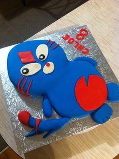 Mooshie Monster Cake tiersoflove.com