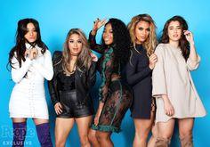 """Fifth Harmony for People Magazine at the 102.7 KIIS FM Jingle Ball """