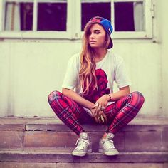 blonde tomboy - Google Search