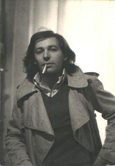 Un giovane Vasco Rossi