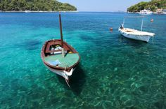 The Island of Hvar, Croatia - This looks so beautiful I'd love to snorkel and duck dive in these beautiful clear waters! Bring on this summer!