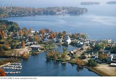 Lake Winnipesaukee, New Hampshire - a Bostonian's getaway