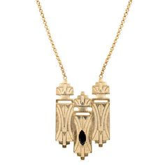 Larrissa Triple Necklace now featured on Fab.