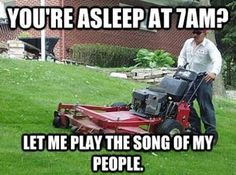 Let me play you the song of my people...