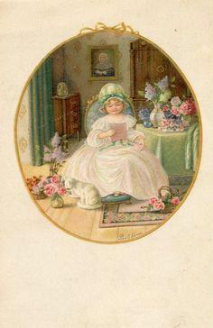 Pauli Ebner (1873-1949) — Old Post Cards (600x926)