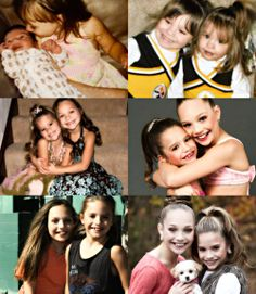 ziegler sisters over the years