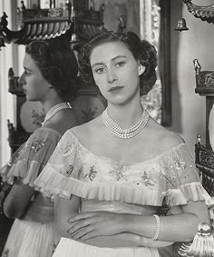1949 : photographed by Cecil Beaton britain princess margaret