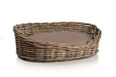 Rattan, Wicker Baskets, Home Decor, Living Room, Gatos, Basket, Pillows, Animales, Crafting