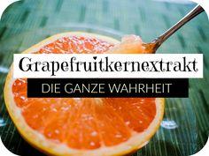 Grapefruitkernextrakt - ein natürliches Wundermittel oder Chemikalienverseucht? Hier gibt es die ganze Wahrheit nachzulesen http://trippingtribe.de/grapefruitkernextrakt-die-ganze-wahrheit/