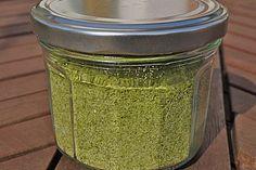 Basilikumsalz (Rezept mit Bild) von Teetrinker   Chefkoch.de
