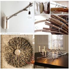 1000 images about tree branch projects on pinterest