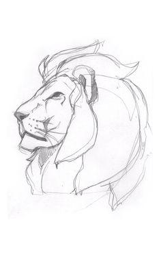 kleurplaat leeuw dieren tekenen dier logo leeuw tekening