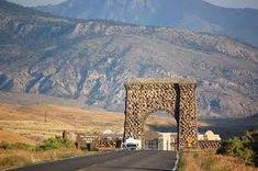Gardiner, Montana (North Gate to Yellowstone National Park)