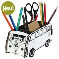 Werkhaus Shop - Stiftebox VW T1 - You are the artist