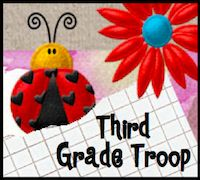 Welcome Third Grade team! We hope you enjoy our awesome collection of ideas just for you! Thanks for being here!      Third grade teaching ideas all day, every day!  Just check the blog roll below several times a day, as it will update automatically on it's own.  And you do not want to miss out on the amazing third grade specific ideas you will see.  :)  http://www.thirdgradetroop.com/