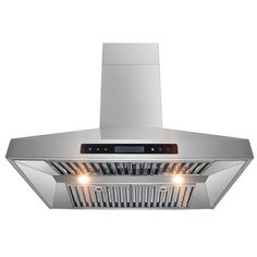 Golden Vantage 30 inch OSWRH10A3-30-GV Stainless Steel Wall Mount Range Hood - Overstock™ Shopping - Big Discounts on Golden Vantage Range Hoods