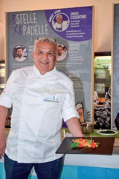 """Lo chef Enrico Cosentino creatore degli """"scialatielli""""  #chef #festivaldellacucinaitaliana #cesenatico #cibo #food #wine #vino"""