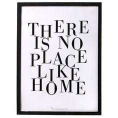 No Place Frame